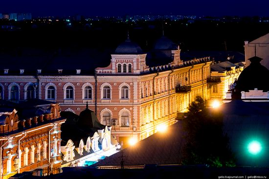 Astrakhan from above, Russia, photo 9