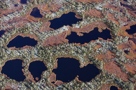 Russia from above, photo 9