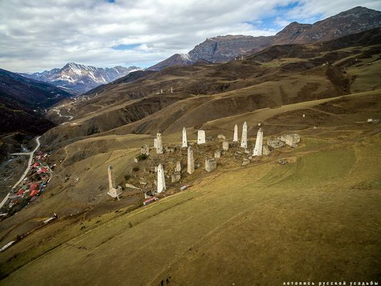 Tower Complex Erzi, Ingushetia, Russia, photo 13