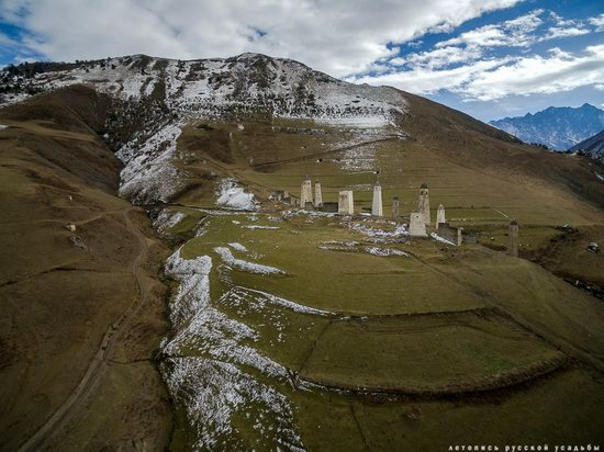 Tower Complex Erzi, Ingushetia, Russia, photo 2