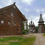 "Museum of Wooden Architecture ""Malye Korely"""