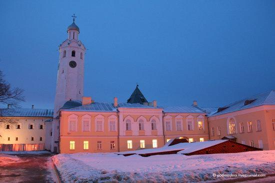 Chamber of Facets, Veliky Novgorod Kremlin, Russia, photo 2