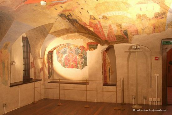 Chamber of Facets, Veliky Novgorod Kremlin, Russia, photo 6