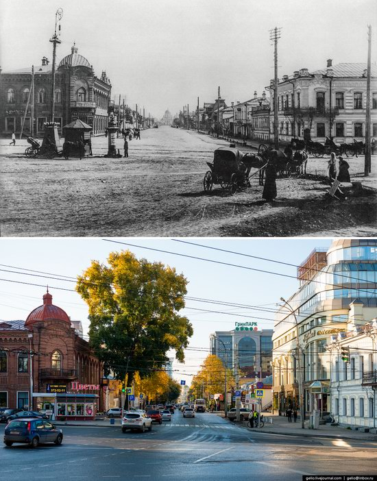 Ekaterinburg: Then and Now, Russia, photo 11