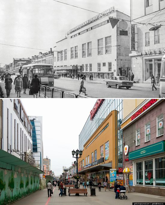 Ekaterinburg: Then and Now, Russia, photo 12