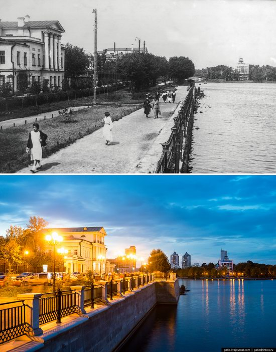 Ekaterinburg: Then and Now, Russia, photo 14