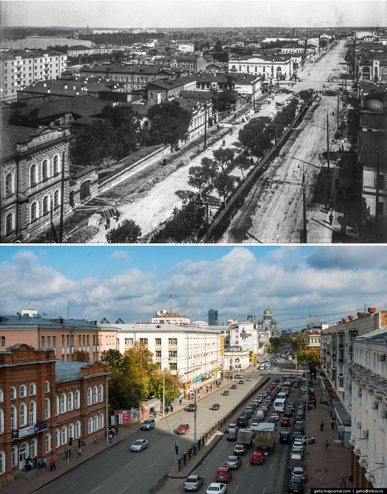 Ekaterinburg: Then and Now, Russia, photo 18