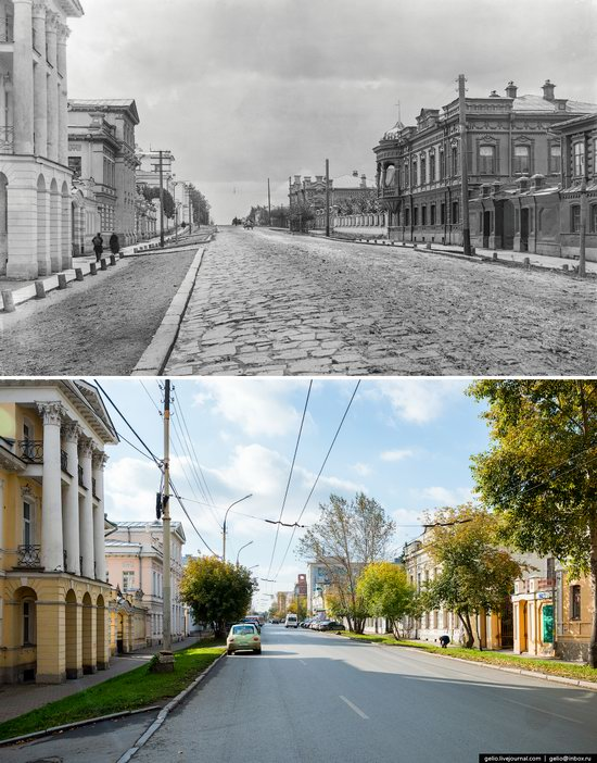 Ekaterinburg: Then and Now, Russia, photo 19