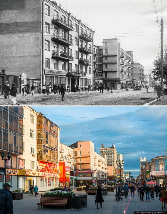 Ekaterinburg: Then and Now, Russia, photo 20