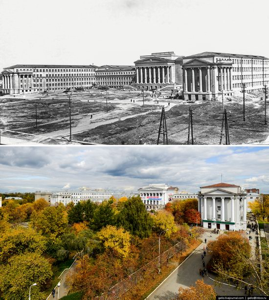Ekaterinburg: Then and Now, Russia, photo 23