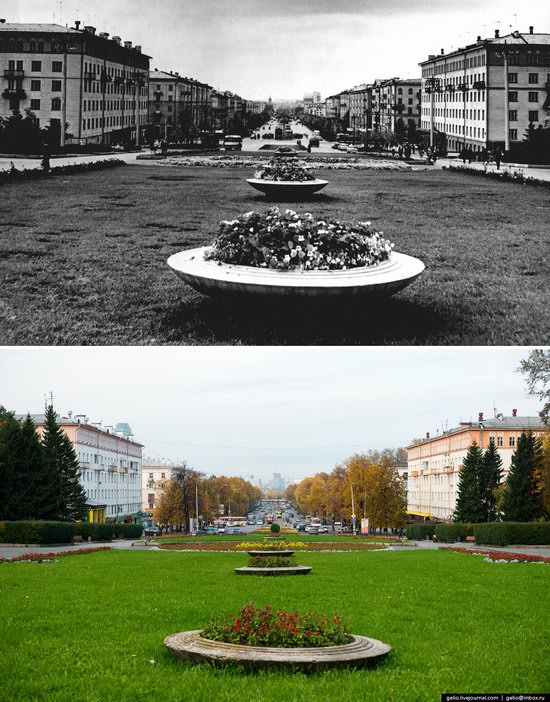 Ekaterinburg: Then and Now, Russia, photo 24