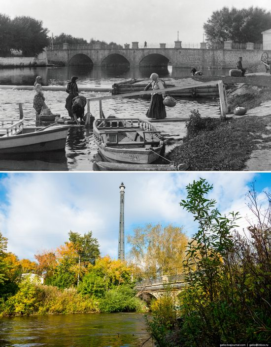 Ekaterinburg: Then and Now, Russia, photo 25