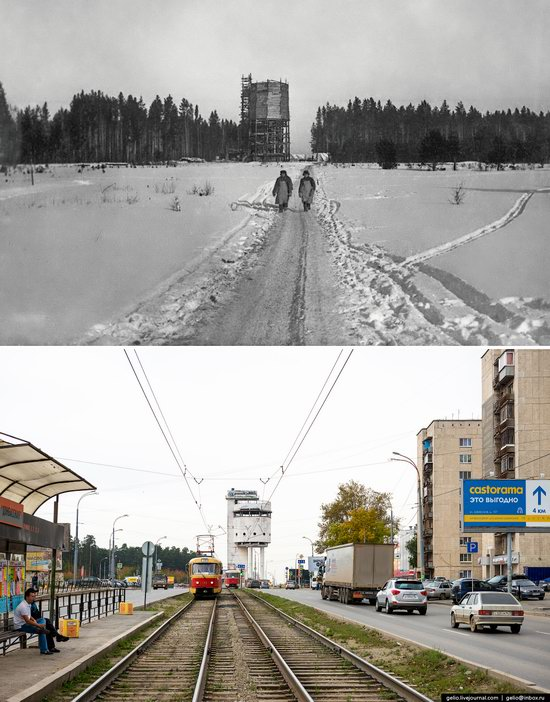 Ekaterinburg: Then and Now, Russia, photo 26