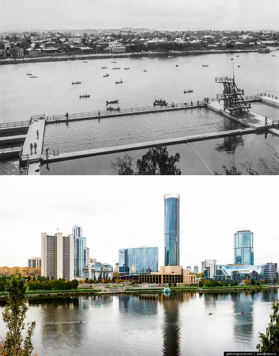 Ekaterinburg: Then and Now, Russia, photo 28