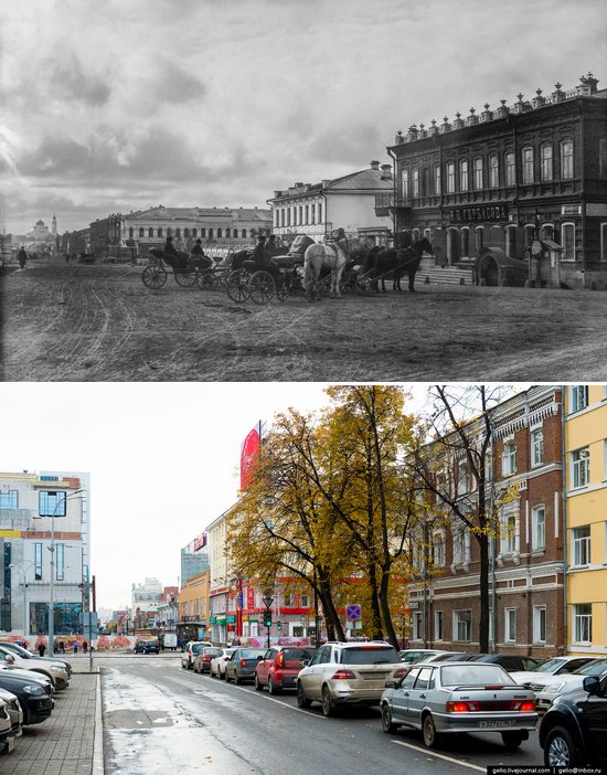 Ekaterinburg: Then and Now, Russia, photo 8