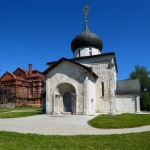 Saint George Cathedral in Yuryev-Polsky