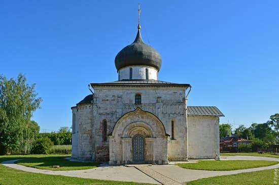 St. George Cathedral in Yuryev-Polsky, Russia, photo 2