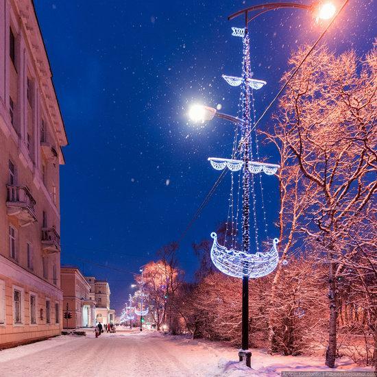 Winter in Murmansk, Russia, photo 10