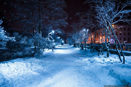 Winter in Murmansk, Russia, photo 12