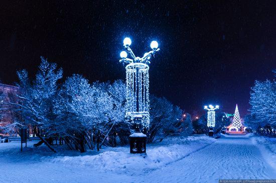 Winter in Murmansk, Russia, photo 13