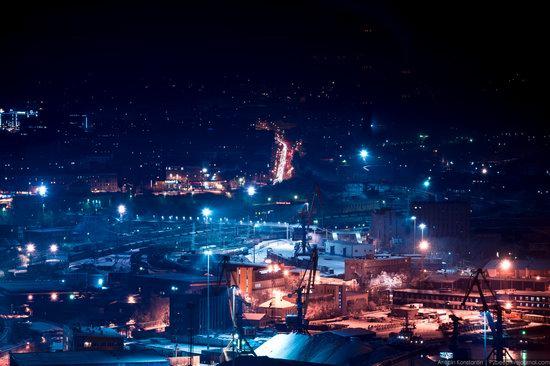 Winter in Murmansk, Russia, photo 21