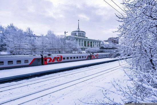 Winter in Murmansk, Russia, photo 25