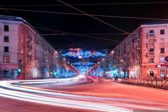 Winter in Murmansk, Russia, photo 4