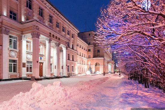Winter in Murmansk, Russia, photo 9
