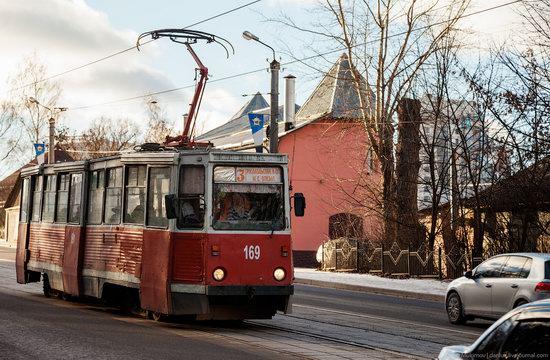 Winter in Smolensk, Russia, photo 17