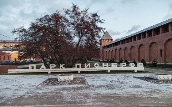 Winter in Smolensk, Russia, photo 23