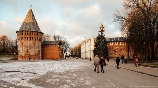 Winter in Smolensk, Russia, photo 7