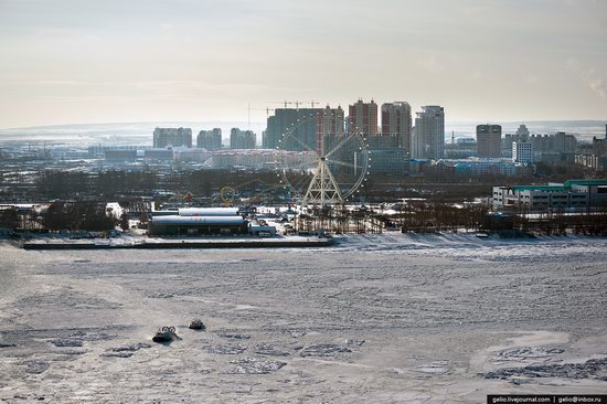 Blagoveshchensk, Russia - the view from above, photo 16
