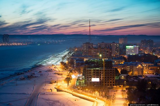 Blagoveshchensk, Russia - the view from above, photo 7