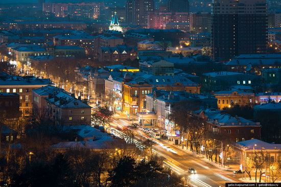 Blagoveshchensk, Russia - the view from above, photo 9