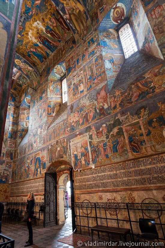 Church of Elijah the Prophet in Yaroslavl, Russia, photo 10