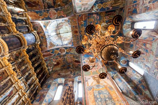 Church of Elijah the Prophet in Yaroslavl, Russia, photo 12