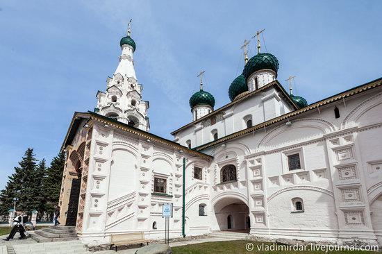 Church of Elijah the Prophet in Yaroslavl, Russia, photo 18