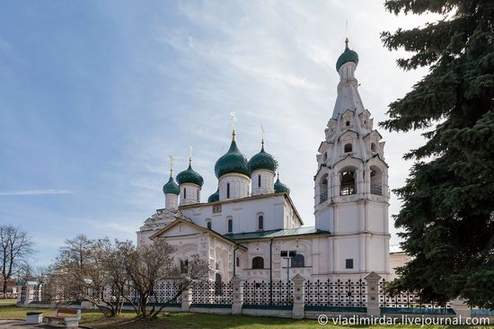 Church of Elijah the Prophet in Yaroslavl, Russia, photo 2