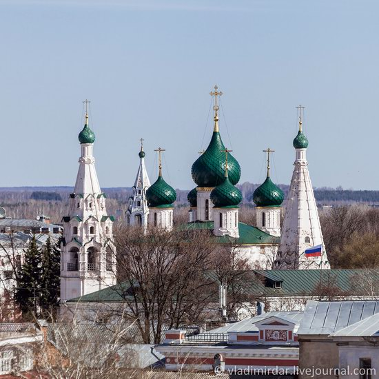 Church of Elijah the Prophet in Yaroslavl, Russia, photo 20