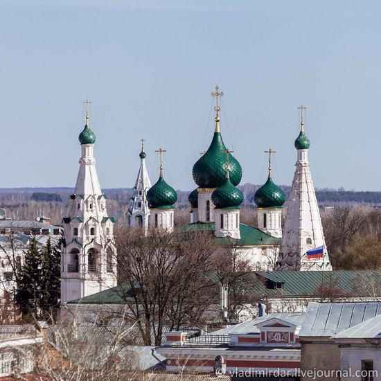 Church of Elijah the Prophet in Yaroslavl, Russia, photo 20