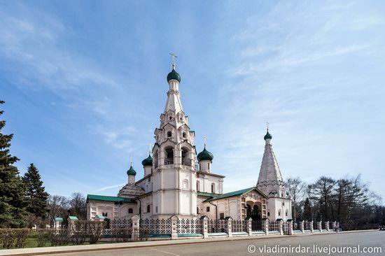 Church of Elijah the Prophet in Yaroslavl, Russia, photo 3