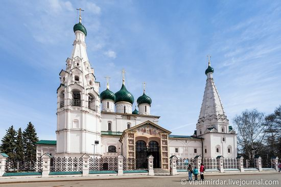 Church of Elijah the Prophet in Yaroslavl, Russia, photo 4