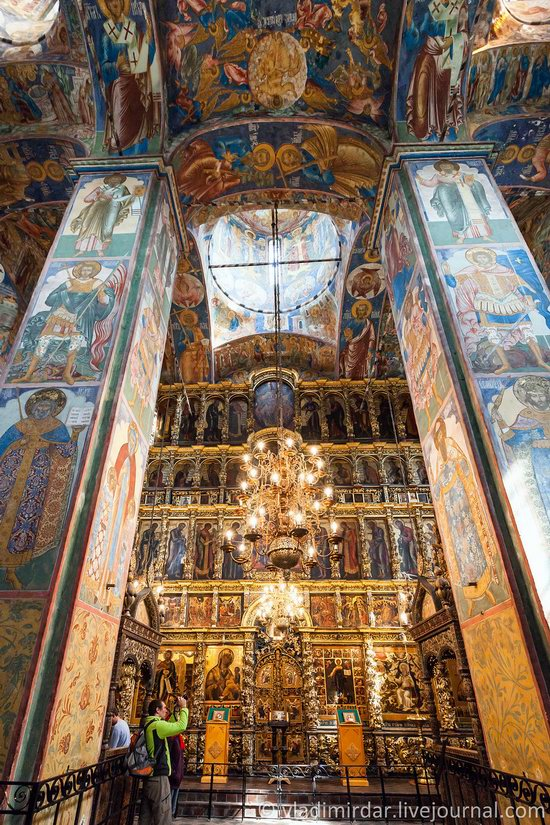 Church of Elijah the Prophet in Yaroslavl, Russia, photo 8