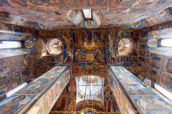 Church of Elijah the Prophet in Yaroslavl, Russia, photo 9