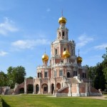 Church of the Intercession at Fili in Moscow