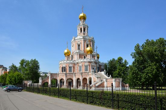 Church of the Intercession at Fili, Moscow, Russia, photo 15