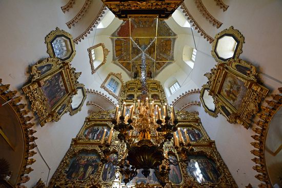 Church of the Intercession at Fili, Moscow, Russia, photo 7
