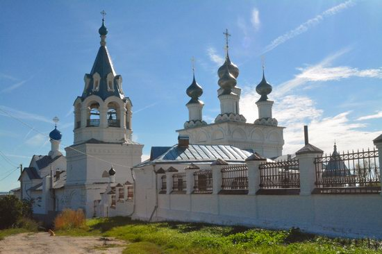 Churches and monasteries of Murom, Russia, photo 1