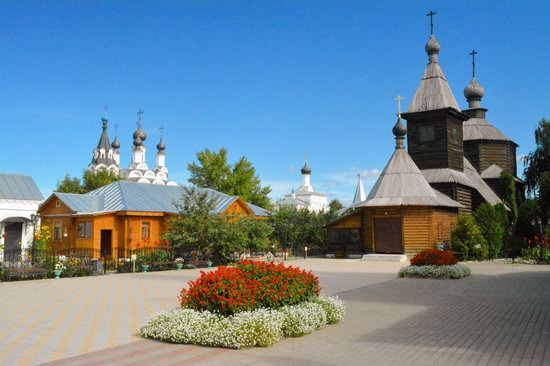 Churches and monasteries of Murom, Russia, photo 11