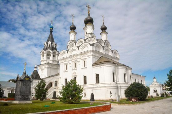 Churches and monasteries of Murom, Russia, photo 12